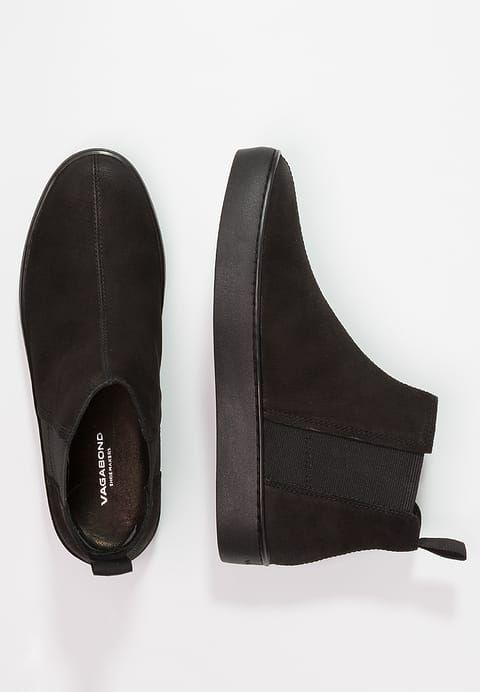 5e1adfd5 ZOE - Støvletter - black @ Zalando.dk 🛒   Objects   Shoes, Vagabond ...