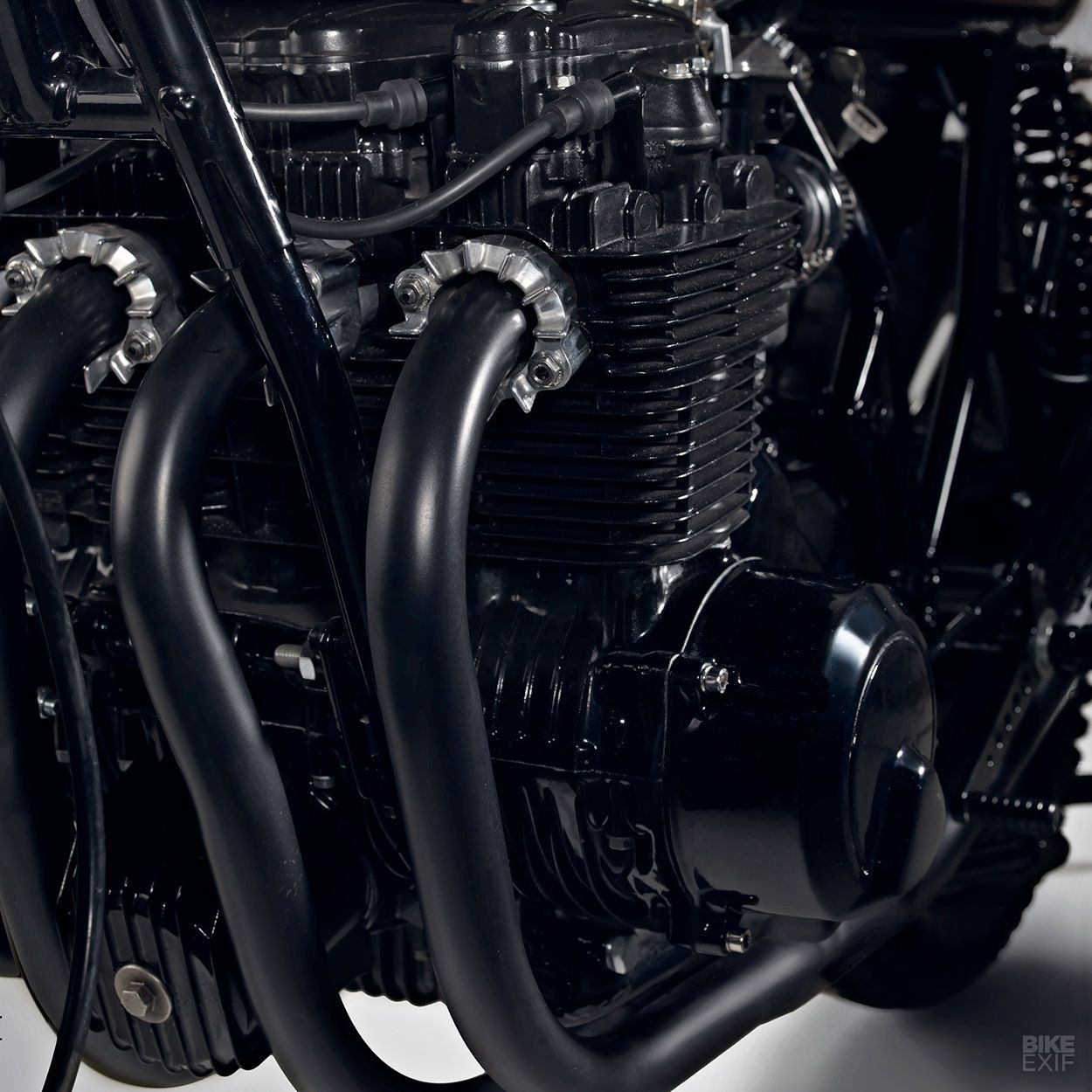 1980 Honda CB650 #BlackLanesMotor