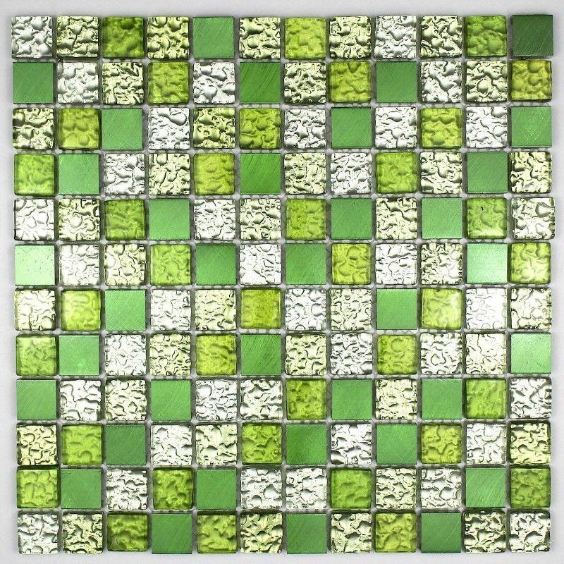 28 idees de carrelage mosaique vert