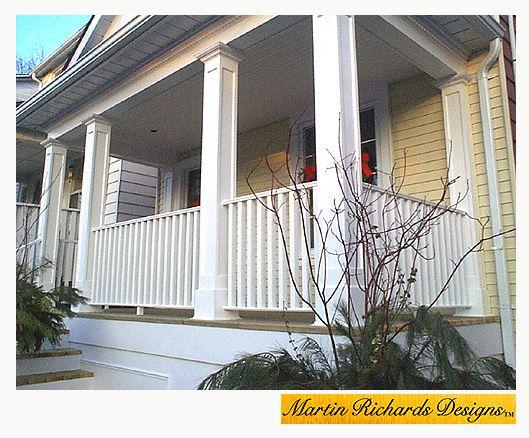 Porch Column Size