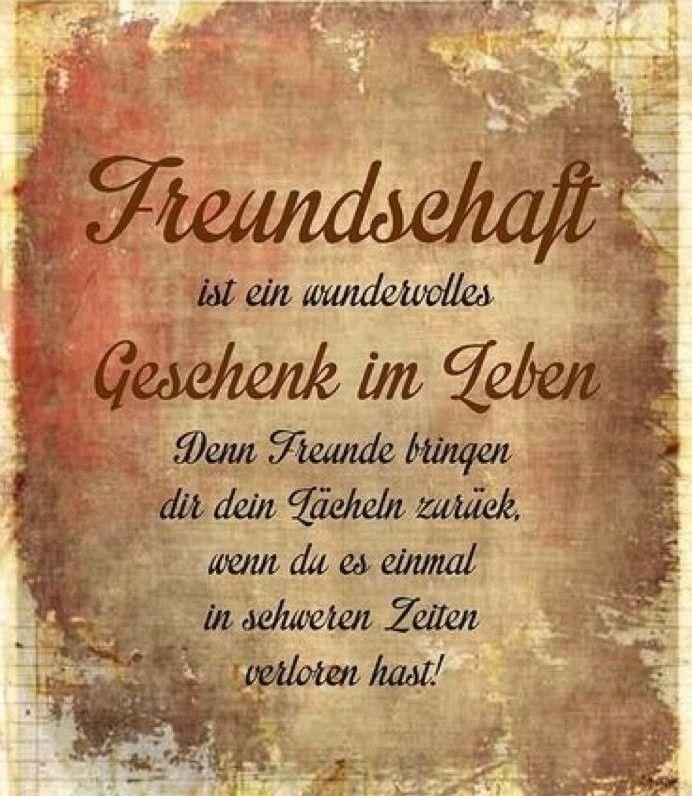 Pin von Heinrich Thoben auf Freundschaft | Freunschaft ...