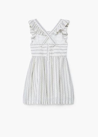 ef841332349 Φόρεμα ανάγλυφες ρίγες - Κορίτσι   doron1   Pinterest