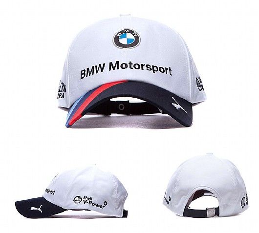 Original BMW Motorsport Team Cap Basecap DTM SALE !!!