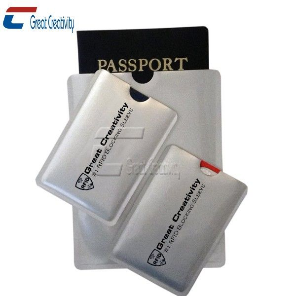 Best Way To Protect Your Ideny Rfid Credit Card Plastic Sleeves