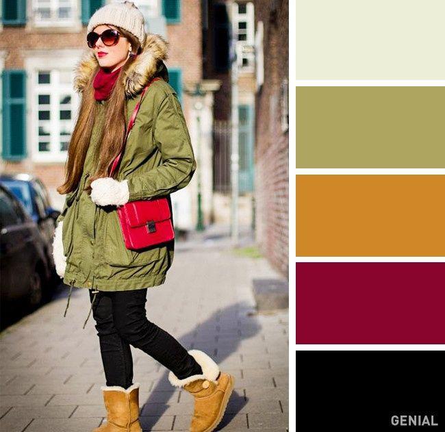 15 Perfectas Combinaciones De Colores Al Vestir Para La