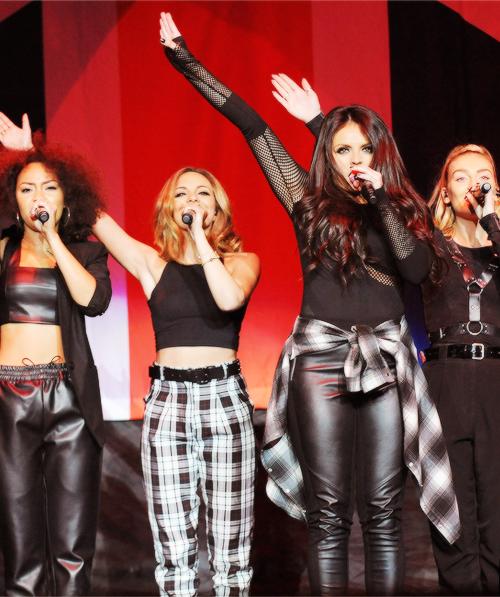 Little Mix. Love Jesy's pants!!