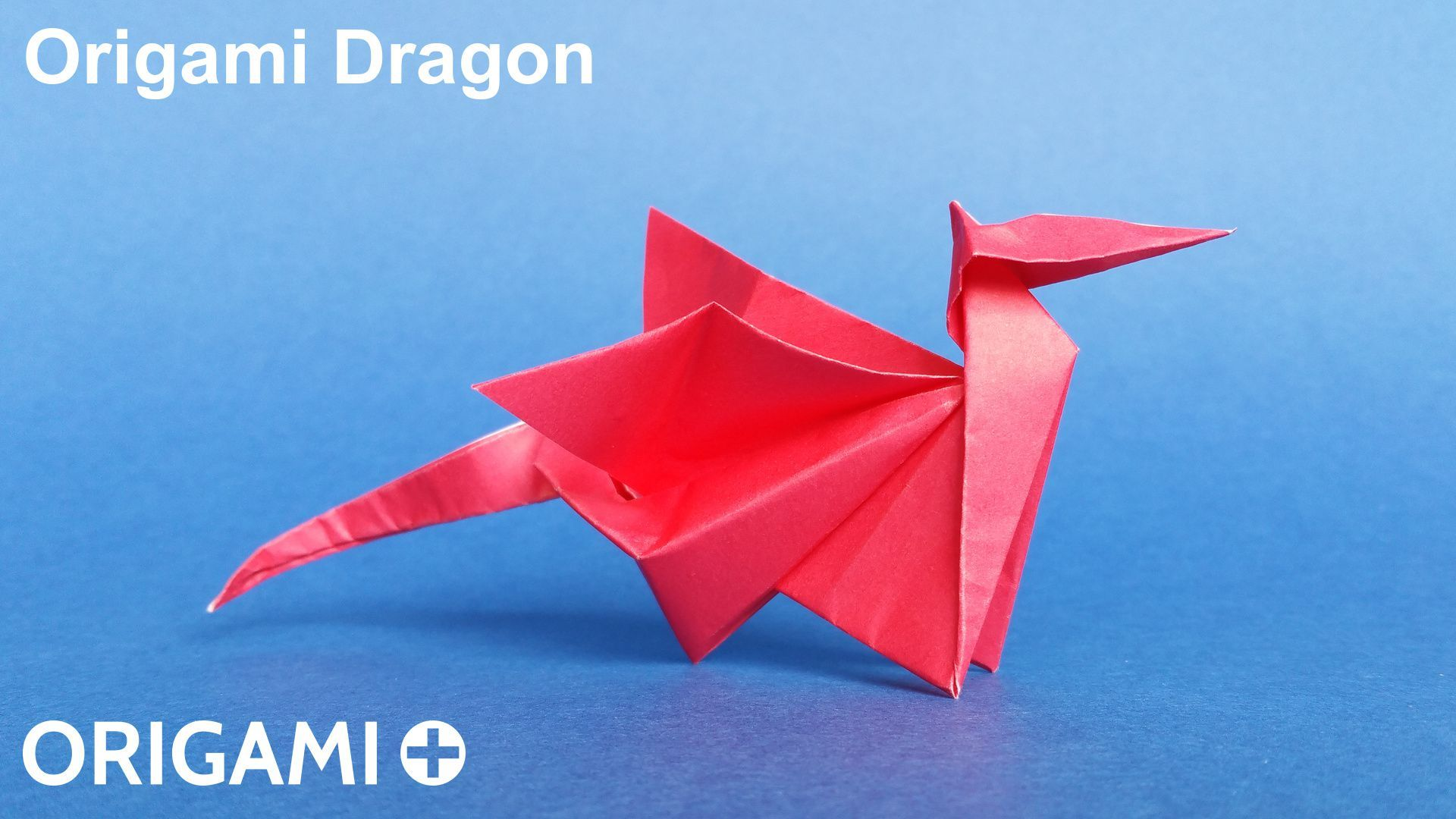 Easy Origami Dragon Tutorial Learn How To Make An Easy But Cool