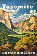 Free American travel posters