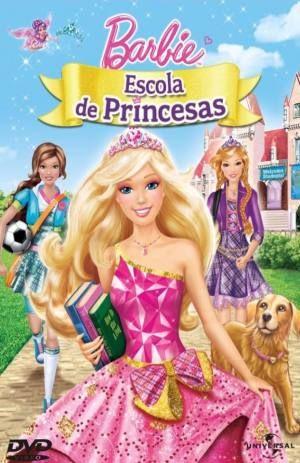 Barbie Escola De Princesas Filme Da Barbie Filmes Da Barbie Filmes De Animacao