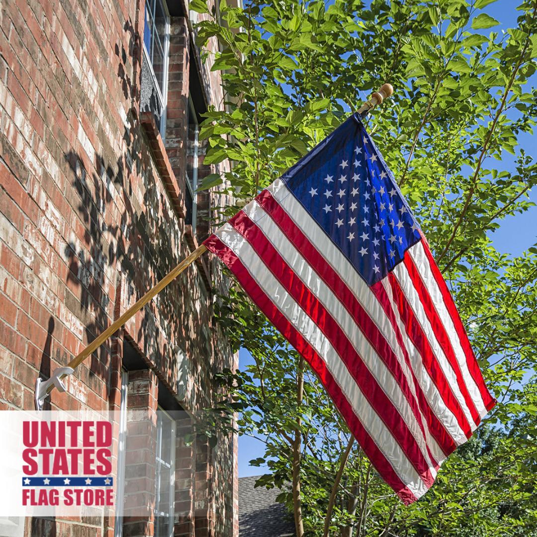 American Banner Flagpole Kit Flag Flag Pole American Flag