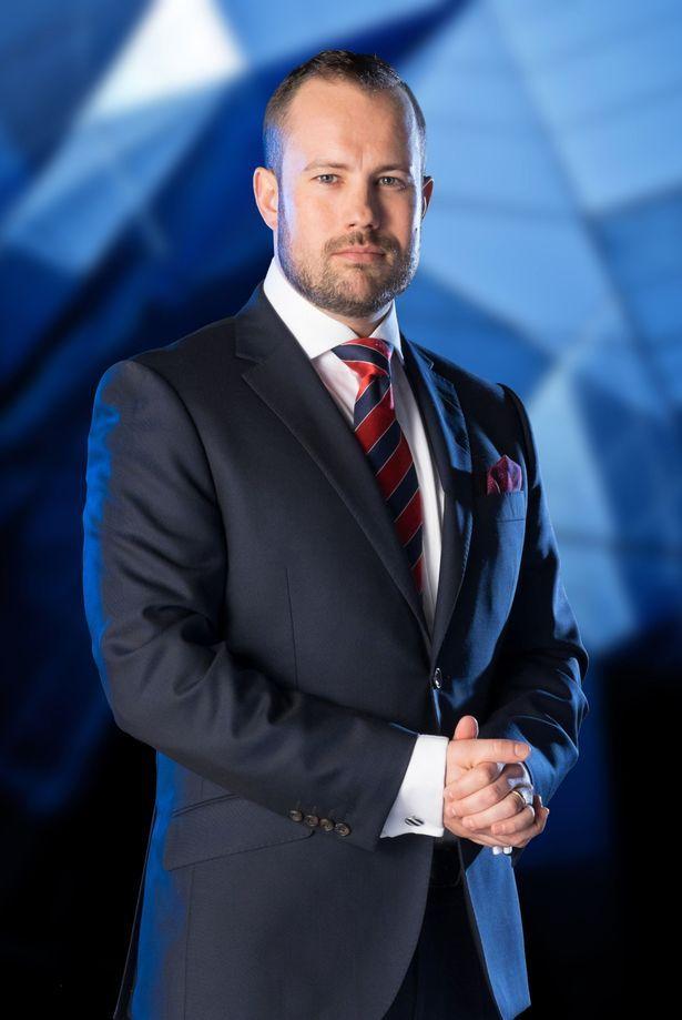 Richard Woods.  Businessman/Apprentice