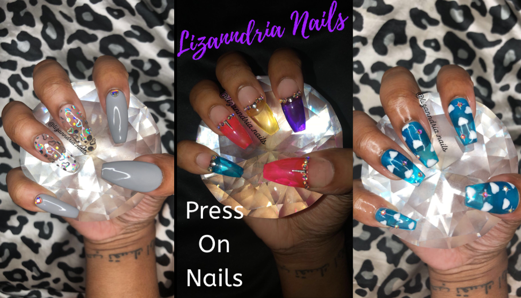 "Discount code ""sweetiepie"" #nails #nailart #nailtech #pressonnails #nycnails"