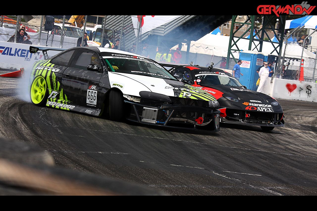 In a world dominated by japanese drift cars its great to