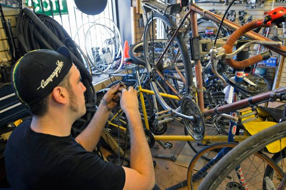 The Best Bike Repair Shops In Toronto Are Safe Harbours For True