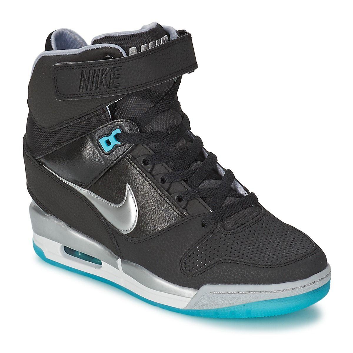 low priced 7c41b 021e4 Nike AIR REVOLUTION SKY HI Noir