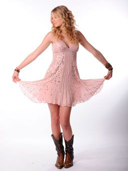Taylor Swift Country Dresses
