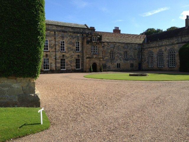Newburgh Priory, North Yorkshire. | Hotel venues, Luxury ...