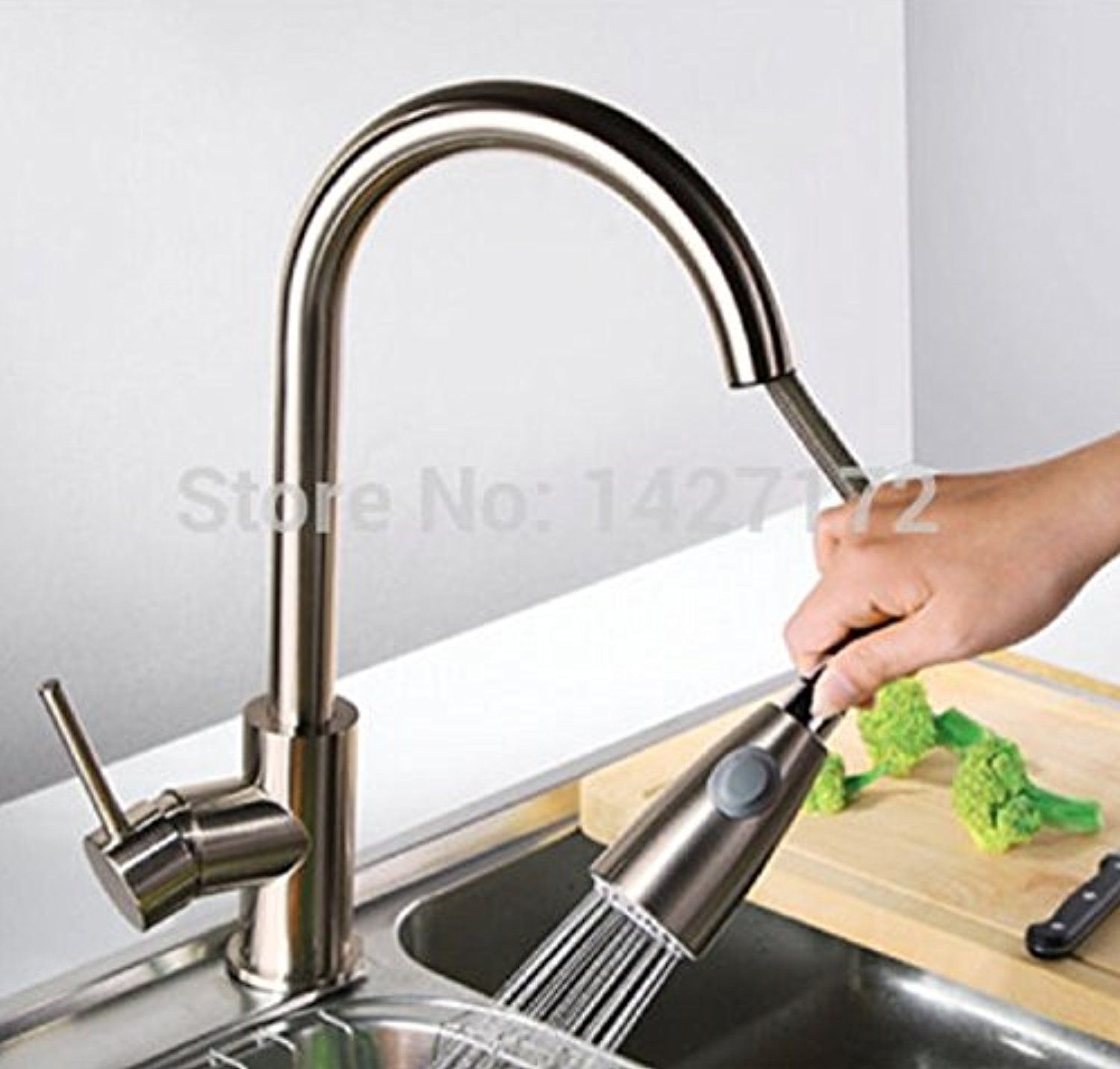 Taps Mixer Swivel Faucet Sink