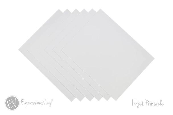 Inkjet Printable Vinyl Sheet Inkjet Printable Vinyl Printable Heat Transfer Vinyl Printable Vinyl