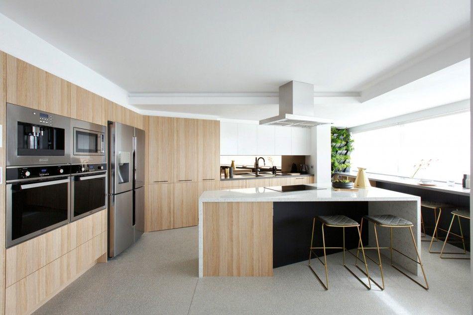 Küchendesign für Junggeselle – Haus Design Ideen #küche #küchen #k ...