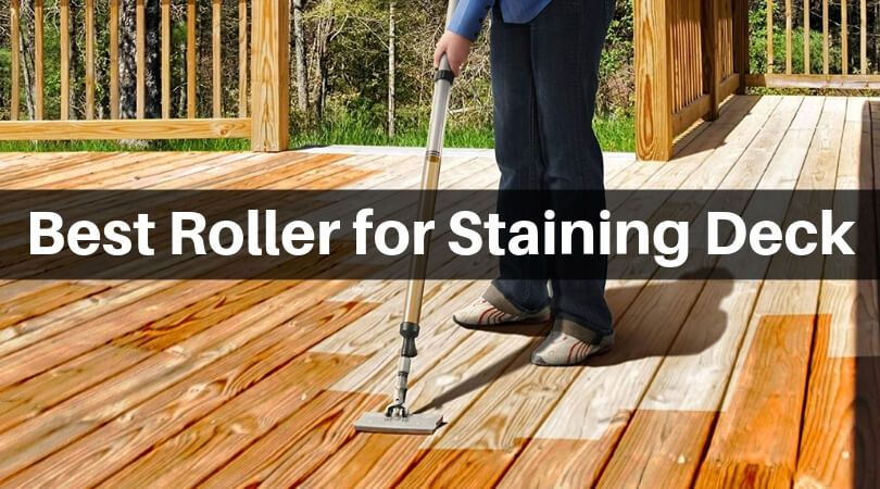 Here Are The Reviews Of The Top Five Rollers For Staining Decks The Applicator Pads Are Of High Quality And Many Even Have Flat Staining Deck Deck Roller