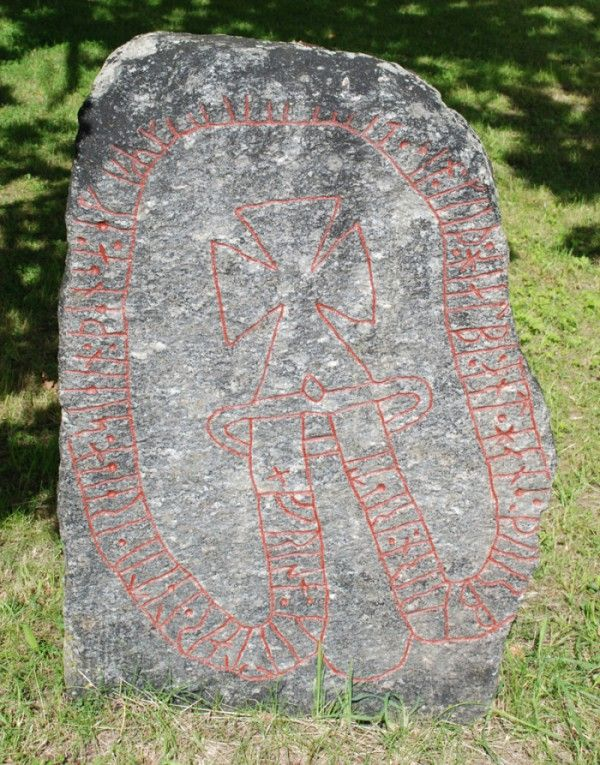 Sigtuna boasts more than 170 runic inscriptions, more than any other town in Sweden.