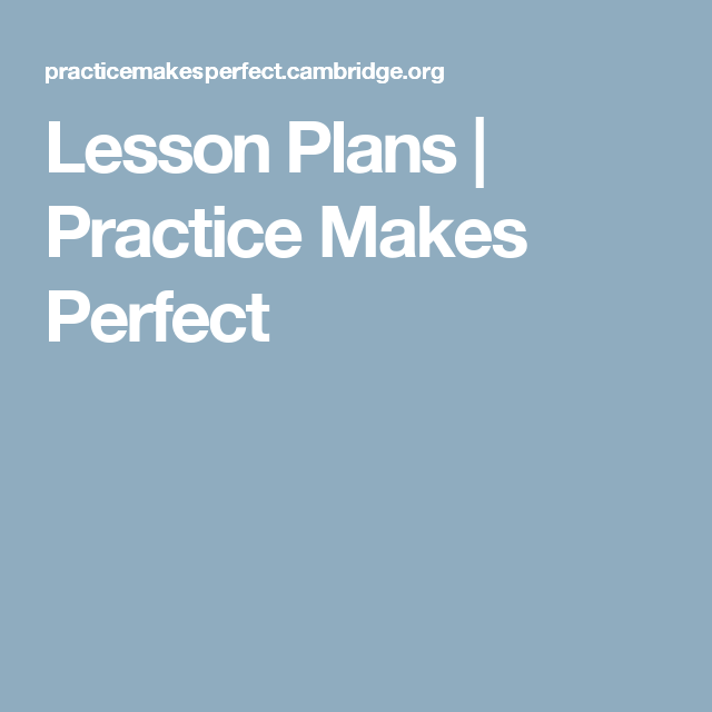 Lesson Plan Practice Make Perfect Essay On A Man For Clas 5 In English 300 Word