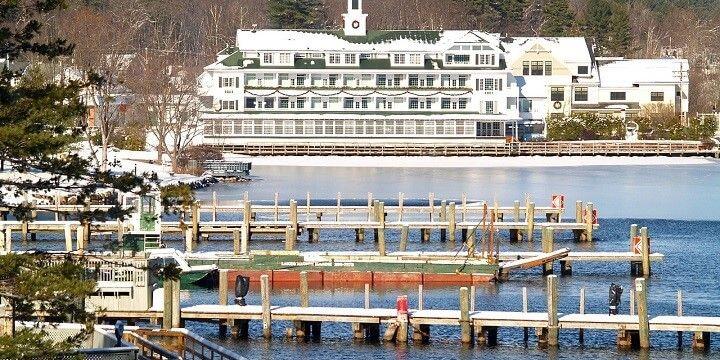 Lake Winnipesaukee, New Hampshire, USA
