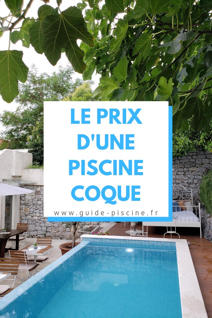Une Piscine Coque Tous Les Prix Et Tous Les Tarifs Guide Piscine Fr En 2020 Piscine Coque Mini Piscine Prix Piscine