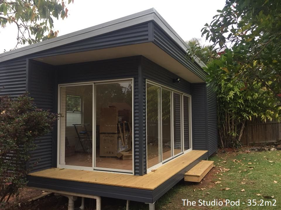 Granny Flats Brisbane | Kit Homes Brisbane | tiny houses