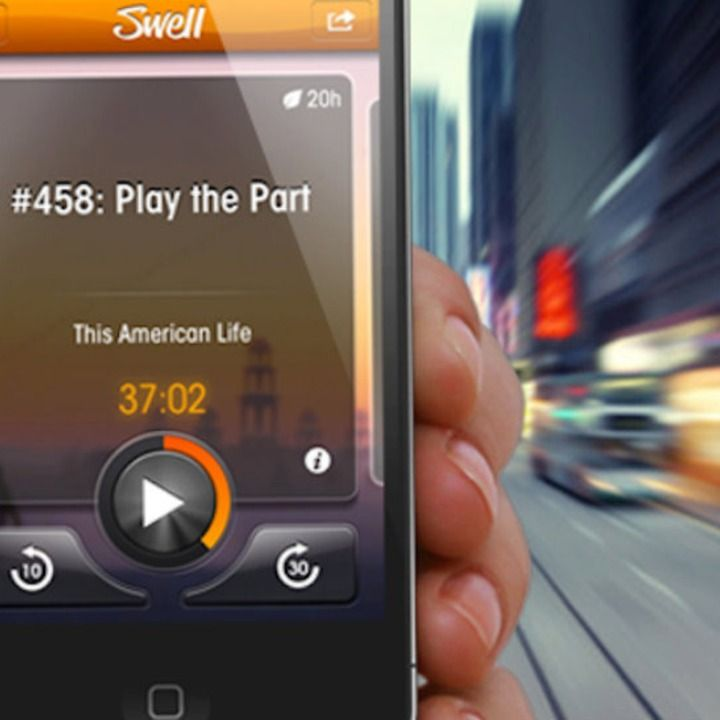 Swell App Aims to Be a Pandora for News Radio (With images