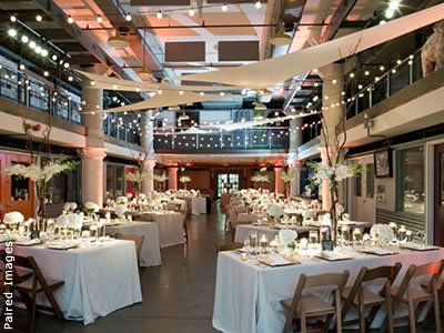 Another Great Venue Option Torpedo Factory Wedding Ideas Pinterest Reception Venues And
