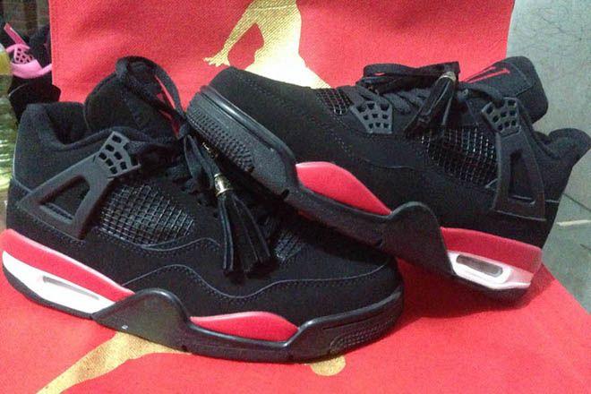 check out d4278 fbf14 Retro Michael Jordan 4