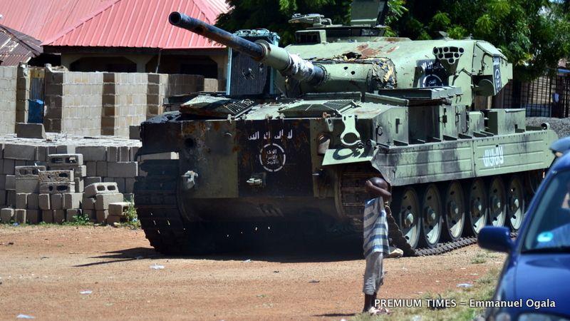 No evidence Boko Haram gets weapons from ISIS – Buhari