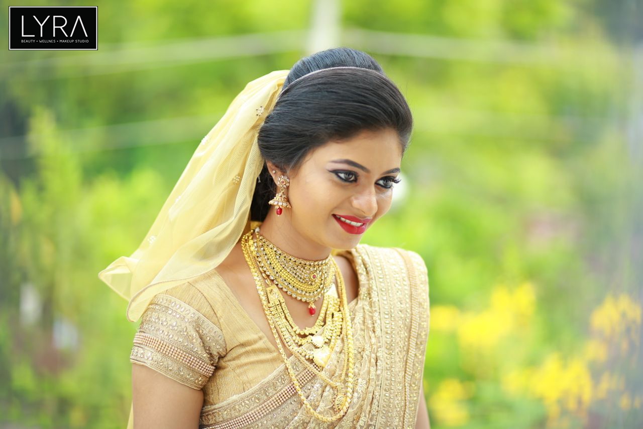 There Is Something Magical About Becoming A Bride Lyra Ladies Beauty Parlour First Floor Kingsway Pro Simple Bridal Makeup Best Bridal Makeup Bridal Makeup
