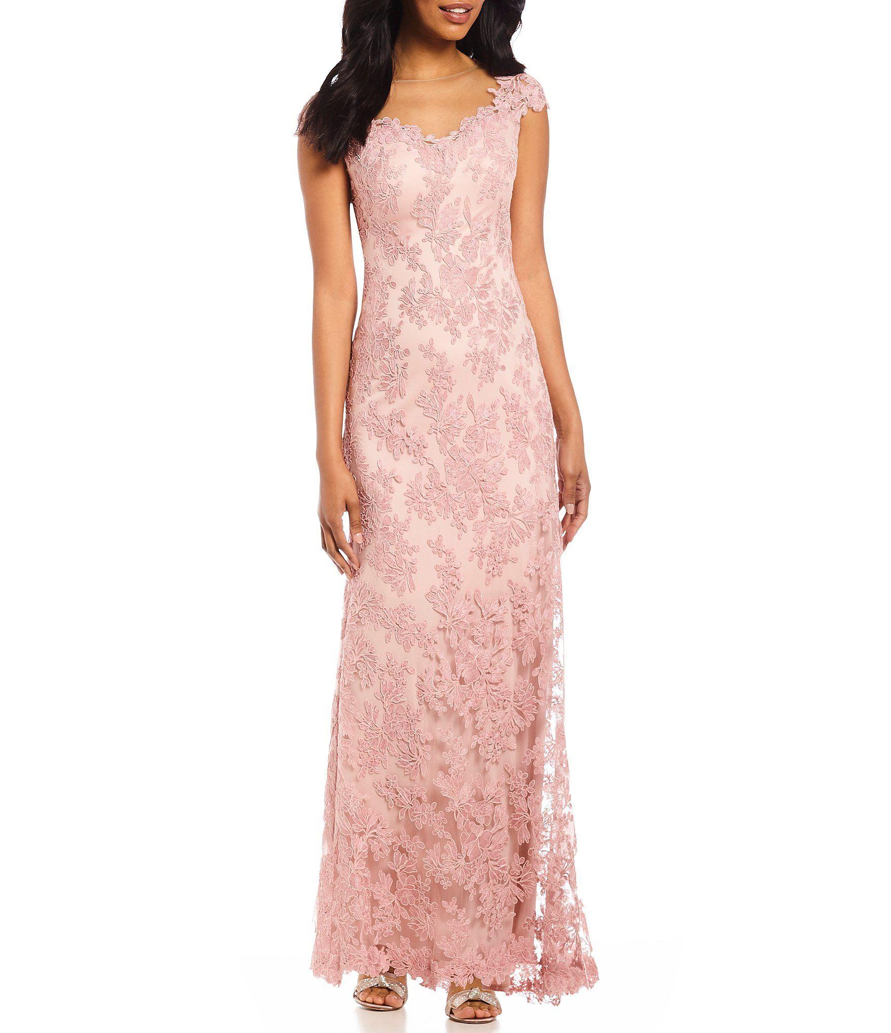 Asombroso Vestido De Novia Dillards Ideas Ornamento Elaboración ...
