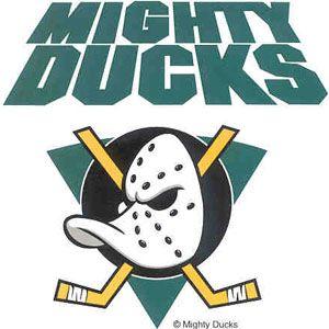 The Mighty Ducks Movie Poster News Movie News June 22 2014 The Mighty Ducks Named Greatest Film Adesivos Para Caminhoes Adesivos Sticker Dons Espirituais