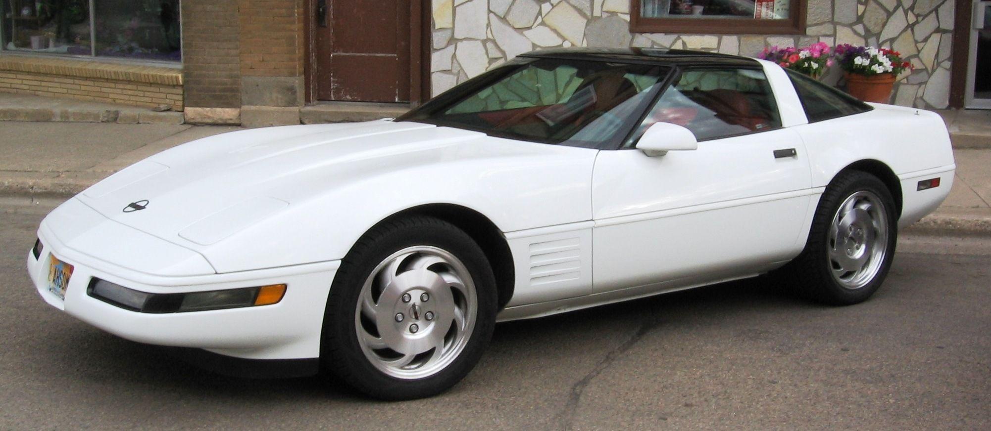 Corvette 1994 chevy corvette : 1994 Corvette | Corvette History Timeline | Pinterest | Chevrolet ...