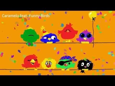 Happy Birthday Song Funny Birds Version Lustiges Geburtstagslied