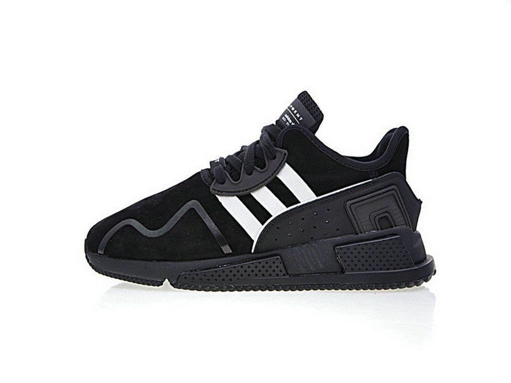 buy popular 9905e 80282 ... official 0ee36 46ea3 Adidas EQT Cushion ADV Black White Cc5705 Mens  Adidas ning Shoe ...
