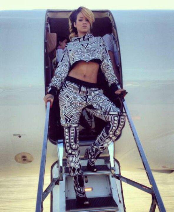 Rihanna style queen