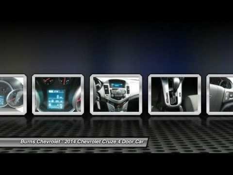 2014 Chevrolet Cruze Gaffney SC 11435RW