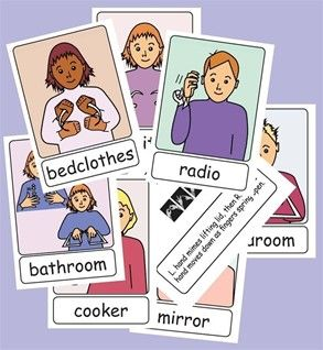 British Sign Language Let S Sign Bsl Flashcards House Home British Sign Language Sign Language Phrases Sign Language