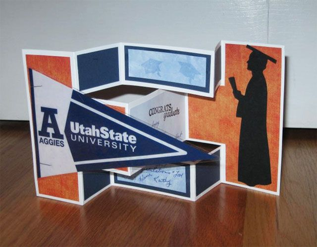 Handmade Graduation Cards 6 Creative Ideas On Craftsy Graduation