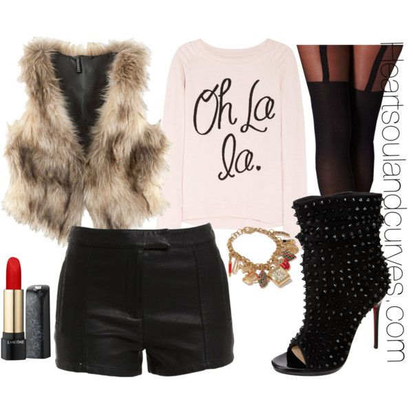Trendy Sexy, created by adoremycurves on Polyvore