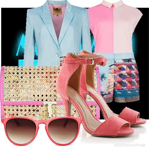 This outfit was created for ASOS Fashion Finder by noni