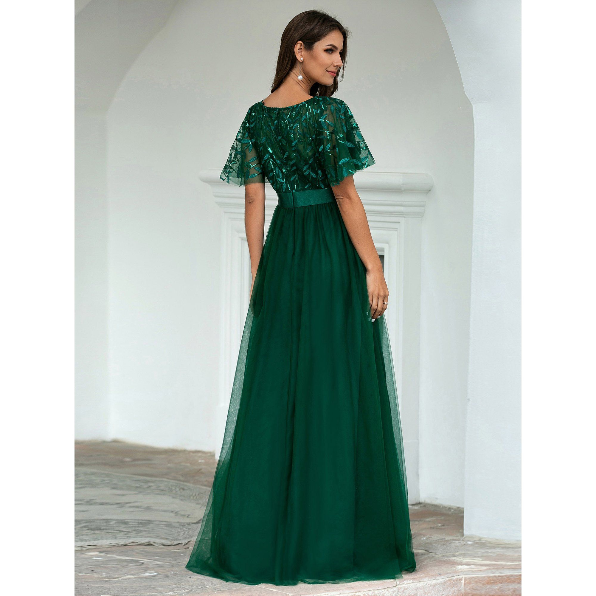 Ever Pretty Ever Pretty Womens Embroidered Long Maxi Wedding Party Bridesmaid Dresses For Women 00904 Green Us8 Walmart Com In 2021 Evening Dresses Bridesmaid Dresses Plus Size Evening Dress Floor Length [ 2000 x 2000 Pixel ]