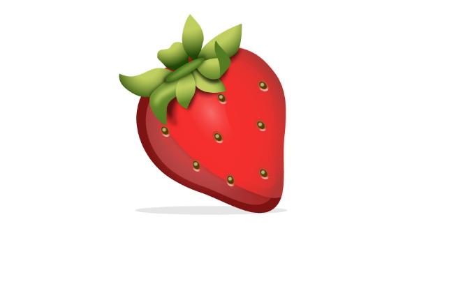 「emoji strawberry」の画像検索結果