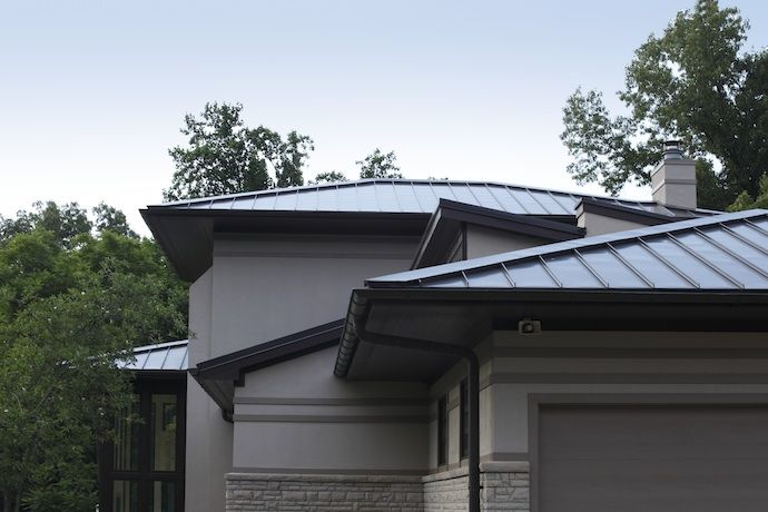 Best Metal Roof Panels Add Sustainability To High End 400 x 300