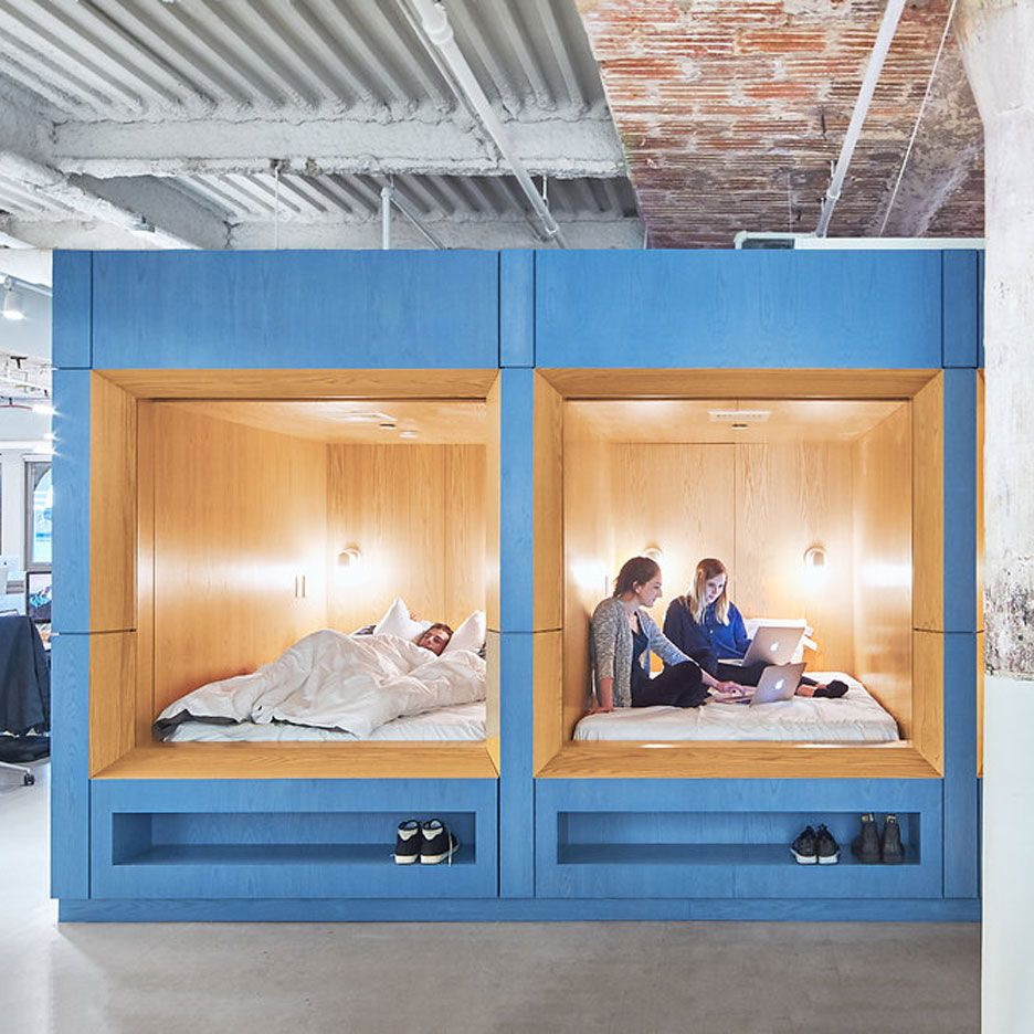 office naps. Employees At Casper\u0027s Headquarters In New York Can Have Meetings Or Take Naps On Beds Provided Office I